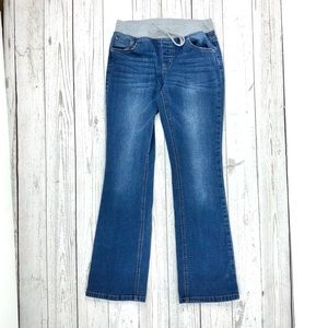 Justice pull-on jeans